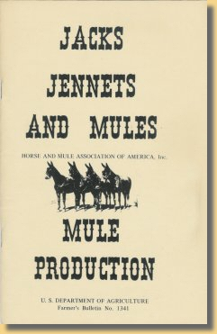 Jacks, Jennets and Mules