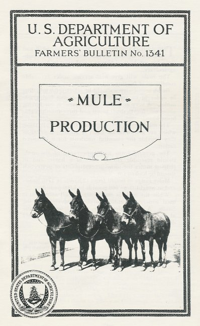 mule production
